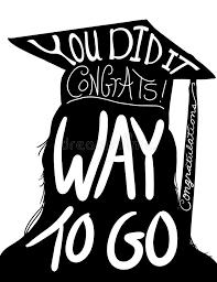 congratulations to graduate graduation design image congratulations to graduate with cap and