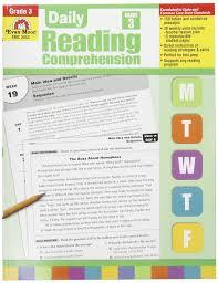 Third Grade Reading Comprehension Books