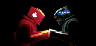 Image result for samsung and apple