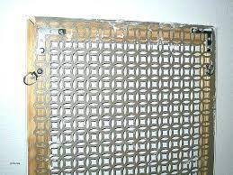 decorative air return wall register covers vents vent ideas metal duct cover cold diy de