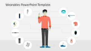 Wearables Shapes Powerpoint Templates