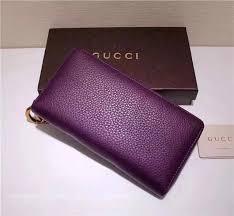 original quality a replica gucci gg marmont leather wallet 409392 purple