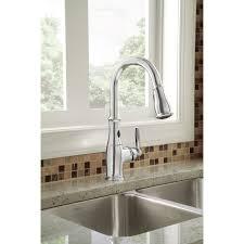 Moen Motionsense Kitchen Faucet Moen Brantford Single Handle Pull Down Instant Cold Water