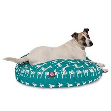 majestic pet beds. Majestic Pet Stretch Turquoise Round Bed Beds