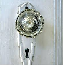 crystal door knobs with locks vintage full size of antique knob identification locking glass