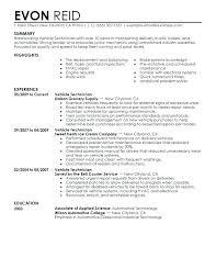 Aircraft Mechanic Resume Objective Sample Template H Aircraft