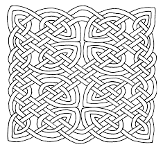 Small Picture Celtic knot coloring pages to print ColoringStar