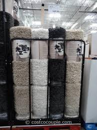 carpet art deco comfort rug 5x8 costco 1