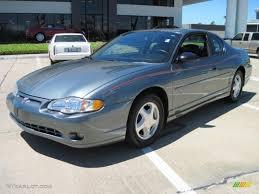 2004 Medium Gray Metallic Chevrolet Monte Carlo SS #29536576 ...