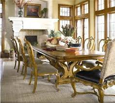 tuscany dining room sets types of dining room furniture a trestle dining table and chair set