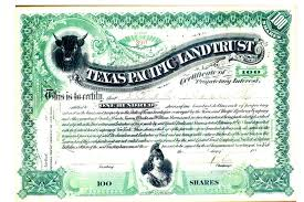 Stock Certificats Old Stock Certificates What Are They Worth Wsj