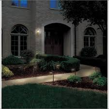 Outdoor Landscape Lighting Sets Led Outdoor Low Voltage Path Walkway Garden Landscape