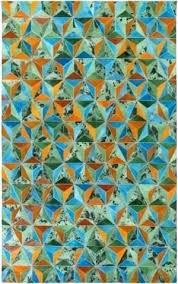 turquoise bedroom rug exotic turquoise and orange area rug amazing orange area rug with white swirls