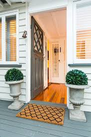 outdoor front door matshampshire front door mats entry contemporary with wooden stairs