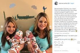Irmãs gêmeas dão à luz no mesmo dia e hospital – Pais&Filhos