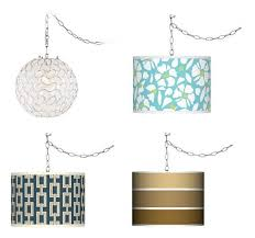 pendant lighting plug in. Plug In Ceiling Light Fixtures | Lightupmyparty Intended For Swag Pendant Lighting K