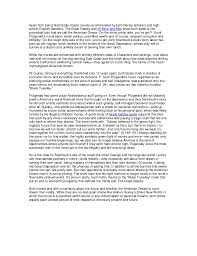 The Great Gatsby Failure Of American Dream Quotes Best Of The Great Gatsby Essay The American Dream Fastlunchrockco