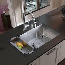 stainless steel sink gauge inch single bowl gauge stainless steel kitchen sink with stainless steel faucet