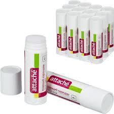 <b>Клей</b>-<b>карандаш</b> Attache Extra <b>40</b> г – выгодная цена – купить товар ...