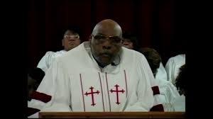 Rev. Dr. Clifton Rhodes, Jr. - w/ Music - You Owe Him A Good Run! - YouTube