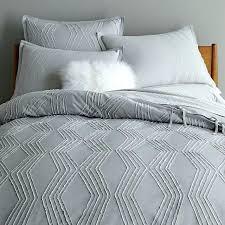 king linen comforter sets duvet covers west elm bedding on textured pucker up leopard set