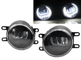 2007 Toyota Camry Daytime Running Lights Crazythegod Aurion 2007 Present Sedan 4d Led Fog Light Lamp