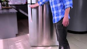 How To Level A Kenmore Refrigerator Leveling And Door Alignment Youtube