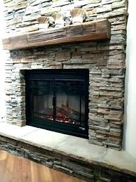 fireplace surround kits stone ledger veneer ledge interior fireplaces contemporary faux
