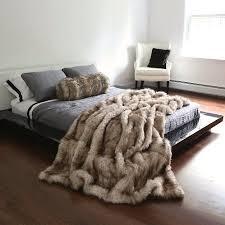 Fur Bedding Sets 46 Best Faux Fur Duvet Cover Pinterest
