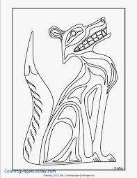 Aboriginal Art Coloring Pages New Native American To Within