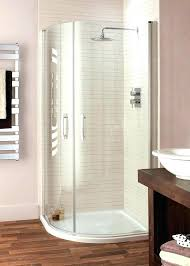 showers large shower tray stalls with best enclosure images on corner trays rectangular
