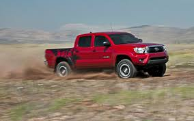2012 Toyota Tacoma TRD TX Baja Series - First Test - Truck Trend