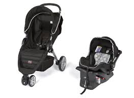 britax b agile travel system stroller