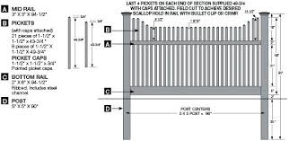 white fence post. Fence Post Spacing See An Image Of The Classic Vinyl Picket Electric . White
