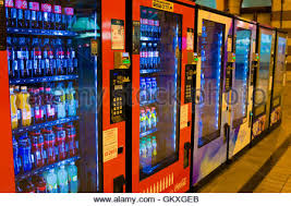 Australia Vending Machine New Drink Vending Machines At Central Train Station Sydney New South