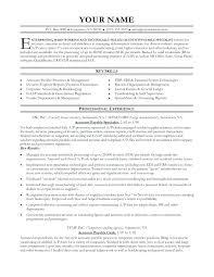 Ap Clerk Sample Resume Accounts Payable Clerk Resume Resumes