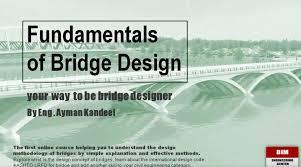 Fundamentals Of Bridge Design Fundamentals Of Bridge Design Ai Engineers