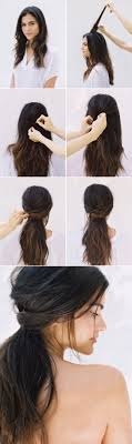 Pony Tail Hair Style best 25 ponytail wedding hair ideas wedding 4311 by wearticles.com