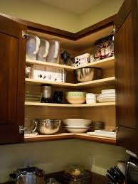 Kitchen Top Corner Cabinet