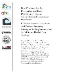 Best Practices For The Prevention And Early Detection Of