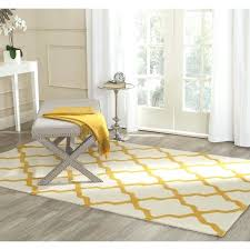 hand tufted ivory gold area rug rugs 9x12