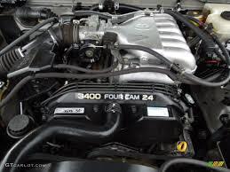 2002 Toyota 4Runner SR5 Engine Photos | GTCarLot.com