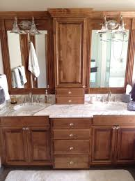 Bathroom Services Custom 80inch Vanity And Mirrors With Center