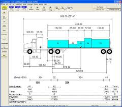 load xpert axle load calculation, weight distribution and center of trailer loading diagrams excel weight distribution for tractor and tank trailer