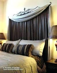 bedroom curtains behind bed. Bed Bedroom Curtains Behind T