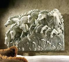 wall sculpture decor wall art ideas design horse wall sculptures art 3 dimensions decorations hanging mounted wall sculpture decor