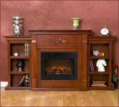 impressive popular bathroom macon black electric fireplace with bookcases intended for electric fireplace with bookcases attractive