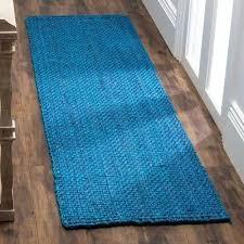blue runner rug natural fiber blue runner rug duck egg blue runner rug