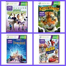 Xbox 360 Kinect Games Giveaway Bash ...