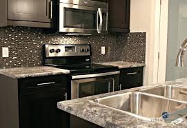 affordable laminate countertops affordable laminate kitchen update ideas espresso cabinets and canvas tan paint color